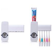 Συσκευή Οδοντόκρεμας & Θήκη για 5 Οδοντόβουρτσες VC1207